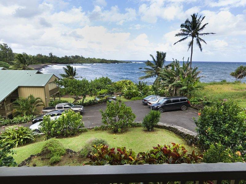 Hana Bay vue de Lanai