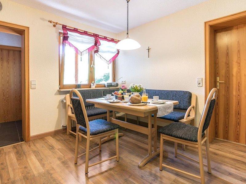 NR-Ferienwohnung mit ca. 70qm, 2 Schlafräume, für maximal 5 Personen, holiday rental in Bad Rippoldsau-Schapbach