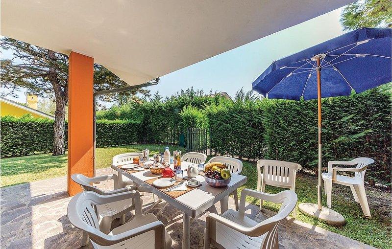 3 Zimmer Unterkunft in Albarella RO, vacation rental in Porto Levante