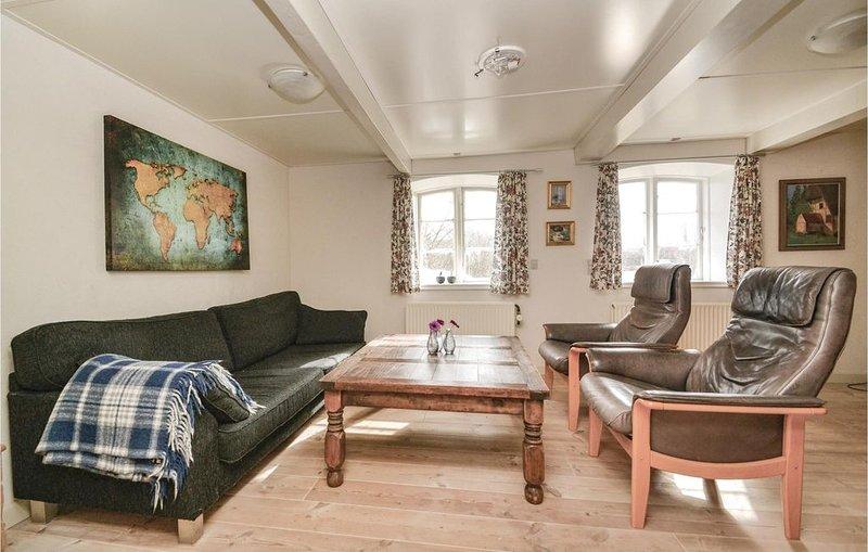 5 Zimmer Unterkunft in Fanø, location de vacances à Gredstedbro