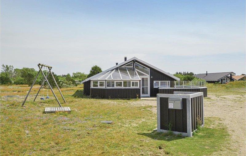 3 Zimmer Unterkunft in Fanø, location de vacances à Gredstedbro