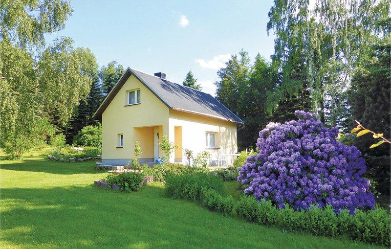 2 Zimmer Unterkunft in Auerbach/Schnarrtanne, aluguéis de temporada em Stuetzengruen