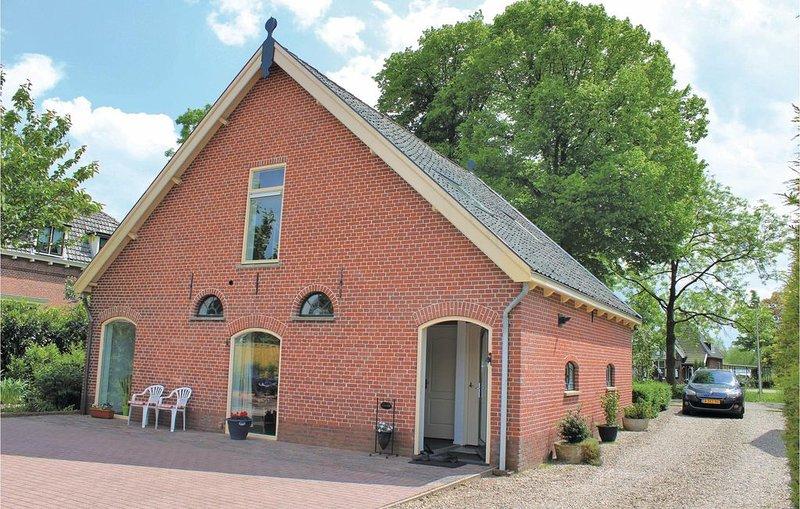 3 bedroom accommodation in De Meern, location de vacances à Haarzuilens