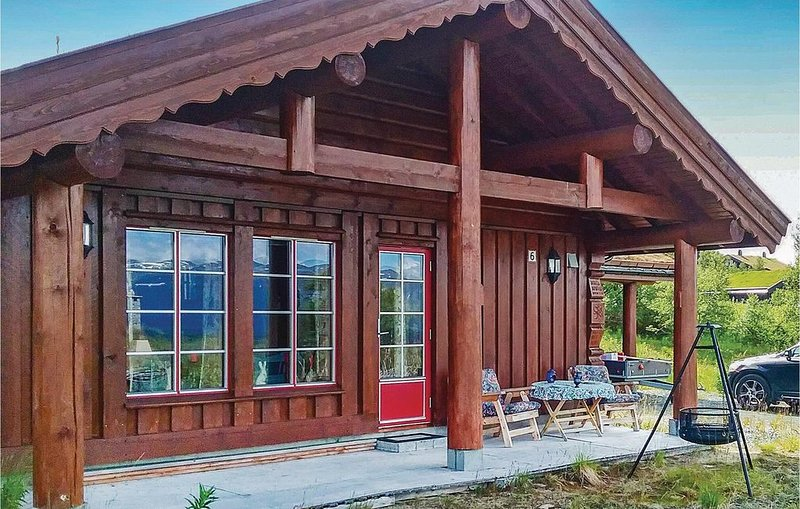 3 Zimmer Unterkunft in Rauland, location de vacances à Rauland