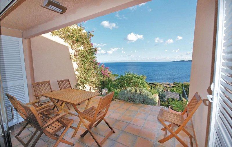 3 Zimmer Unterkunft in Ste Maxime, location de vacances à Sainte-Maxime