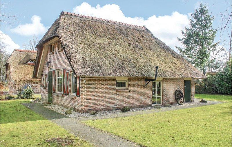 2 Zimmer Unterkunft in IJhorst, location de vacances à IJhorst
