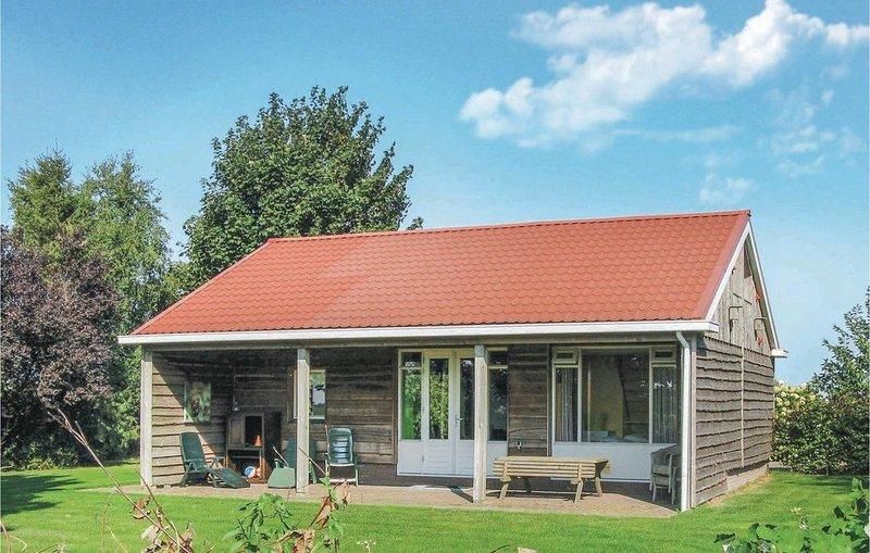 2 Zimmer Unterkunft in Roswinkel, holiday rental in Erica