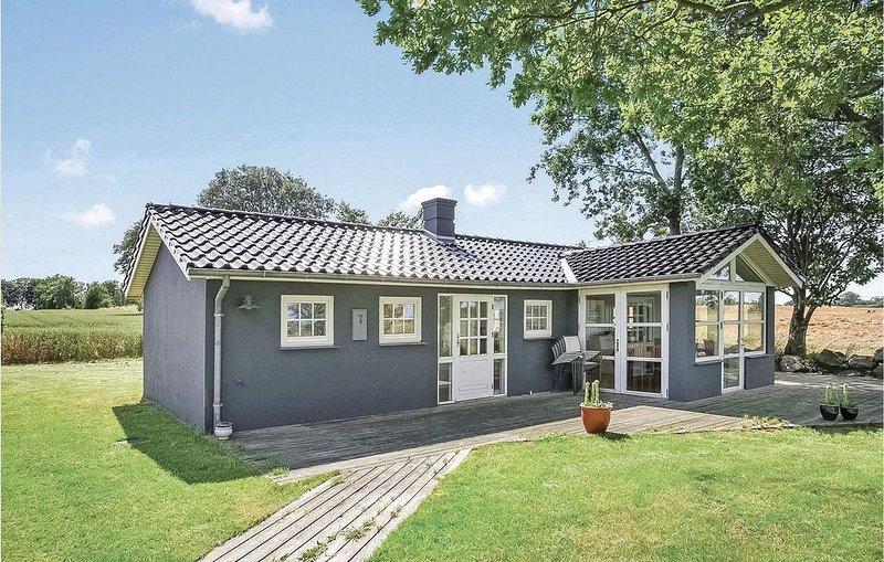 2 Zimmer Unterkunft in Mesinge, holiday rental in Dalby