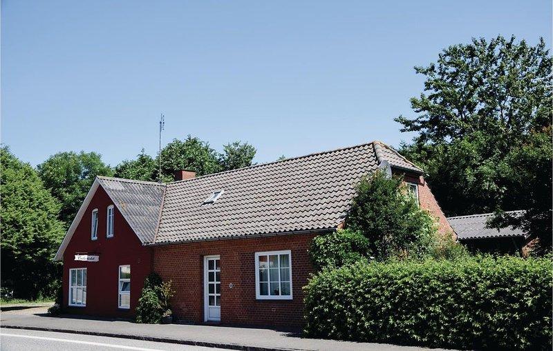 5 Zimmer Unterkunft in Bredebro, holiday rental in Toender