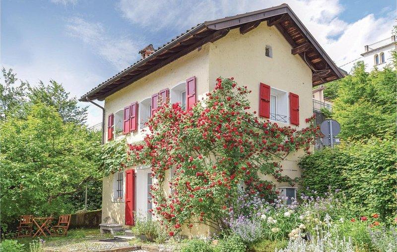 1 Zimmer Unterkunft in Belluno -BL-, holiday rental in Tignes