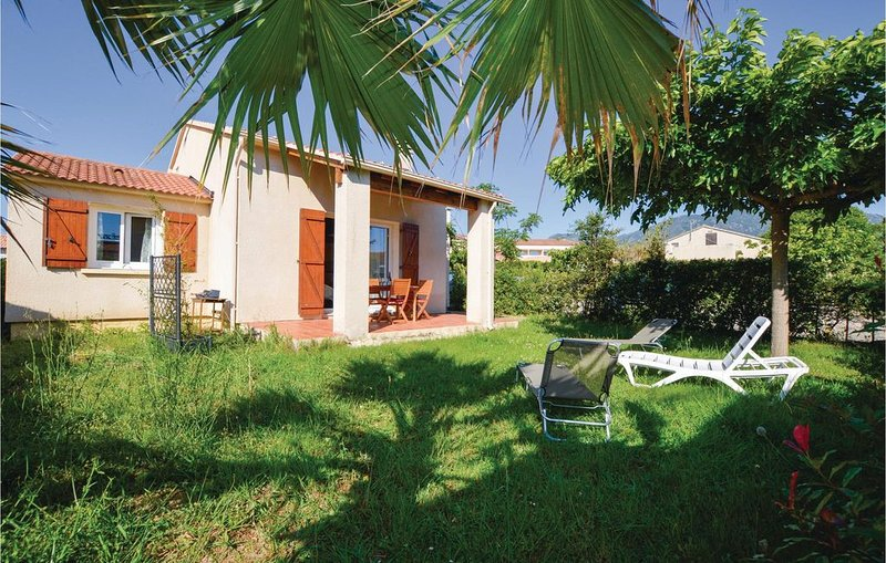 3 Zimmer Unterkunft in Prunete, location de vacances à Cervione