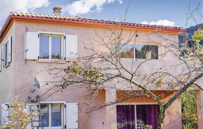 3 Zimmer Unterkunft in Petreto-Biccisano, vacation rental in Petreto-Bicchisano