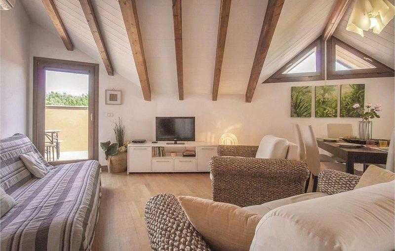2 Zimmer Unterkunft in Grado (GO), aluguéis de temporada em Terzo d'Aquileia