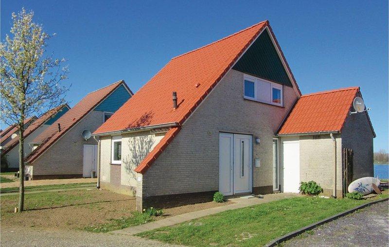 3 Zimmer Unterkunft in Stevensweert, alquiler vacacional en Maaseik