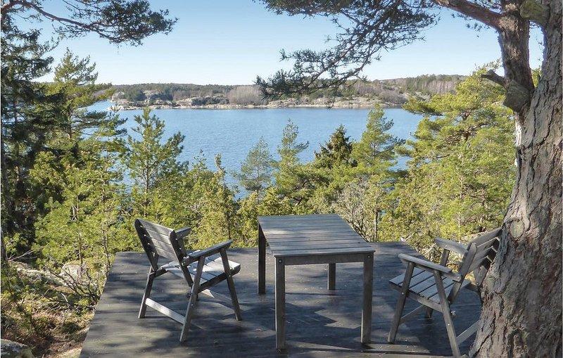 3 Zimmer Unterkunft in Strömstad, alquiler de vacaciones en Vastra Gotaland County