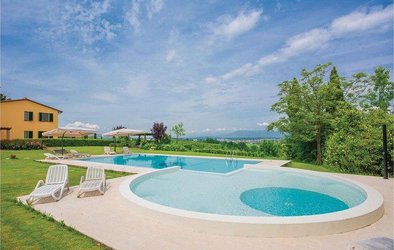 2 Zimmer Unterkunft in Cerreto Guidi FI, vakantiewoning in Cerreto Guidi