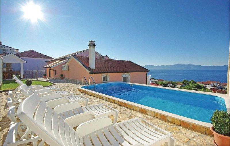 1 Zimmer Unterkunft in Podaca, holiday rental in Podaca