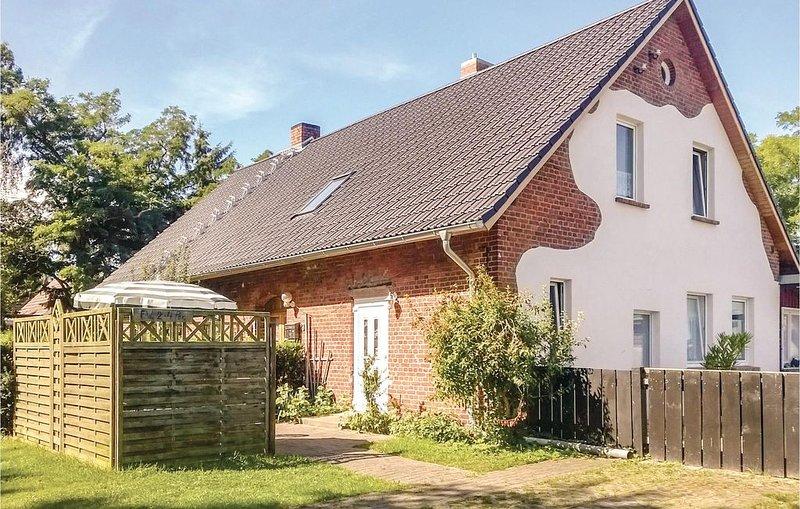 1 Zimmer Unterkunft in Zingst, holiday rental in Gross Kordshagen