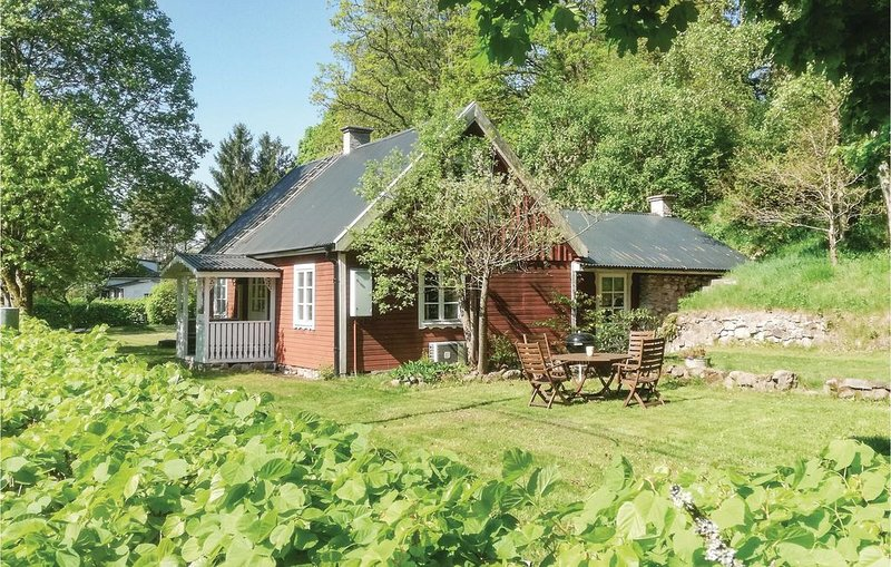 2 Zimmer Unterkunft in Klippan, vacation rental in Orkelljunga