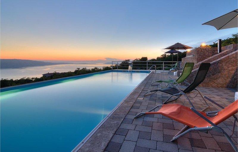 3 bedroom accommodation in Jablanac, holiday rental in Jablanac