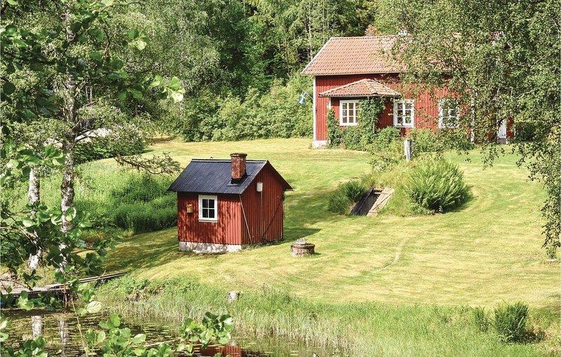 4 Zimmer Unterkunft in Grums, holiday rental in Langserud