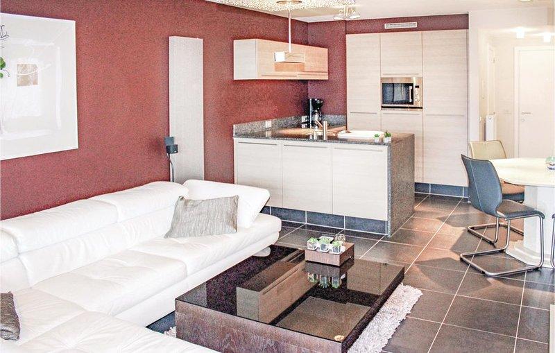 1 Zimmer Unterkunft in Oostende, vakantiewoning in Oostende