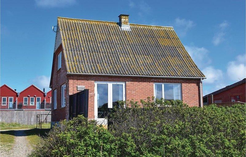 3 Zimmer Unterkunft in Ulfborg, holiday rental in Thorsminde