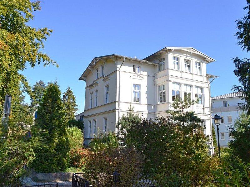 Villa Martha - Appartement 1, Ferienwohnung in Seebad Heringsdorf