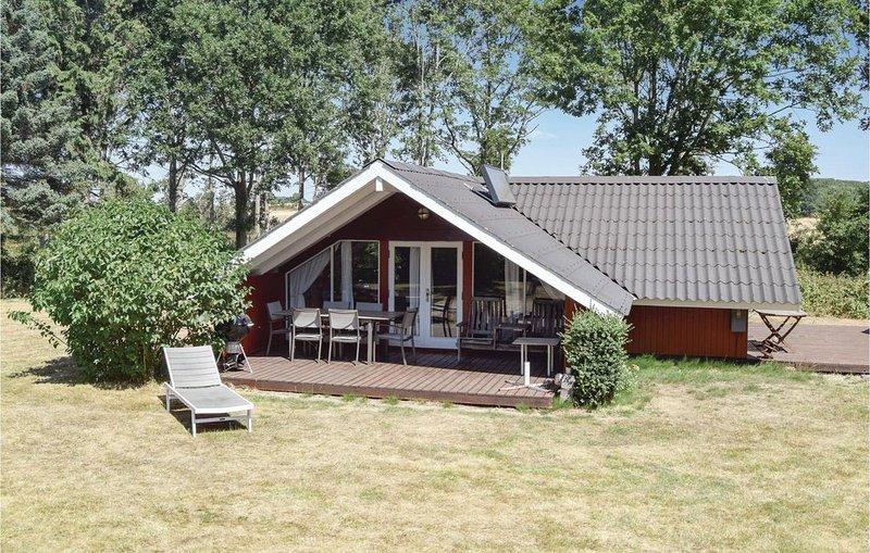 2 Zimmer Unterkunft in Humble, location de vacances à Langeland