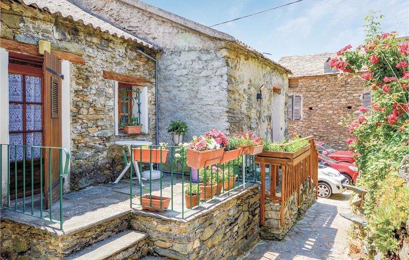 2 Zimmer Unterkunft in San Lorenzu, location de vacances à Castello-di-Rostino