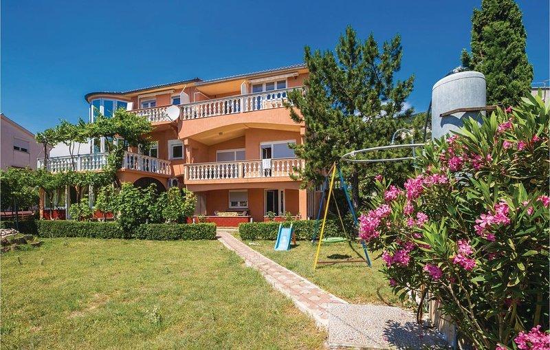 2 Zimmer Unterkunft in Baska, holiday rental in Draga Bascanska
