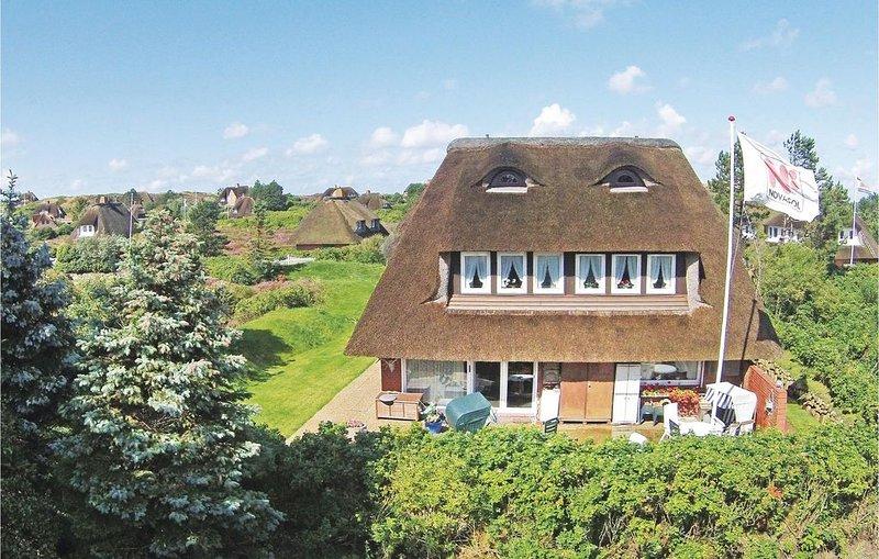 1 bedroom accommodation in List OT Westerheide, location de vacances à North Friesian Islands