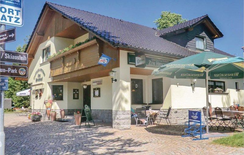 2 Zimmer Unterkunft in Eibenstock/Carlsfeld, aluguéis de temporada em Stuetzengruen