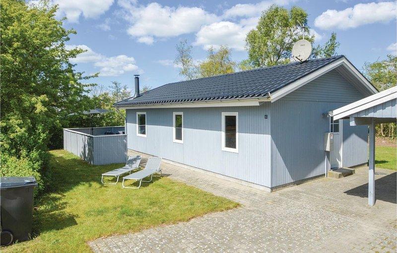 2 Zimmer Unterkunft in Haderslev, holiday rental in Genner