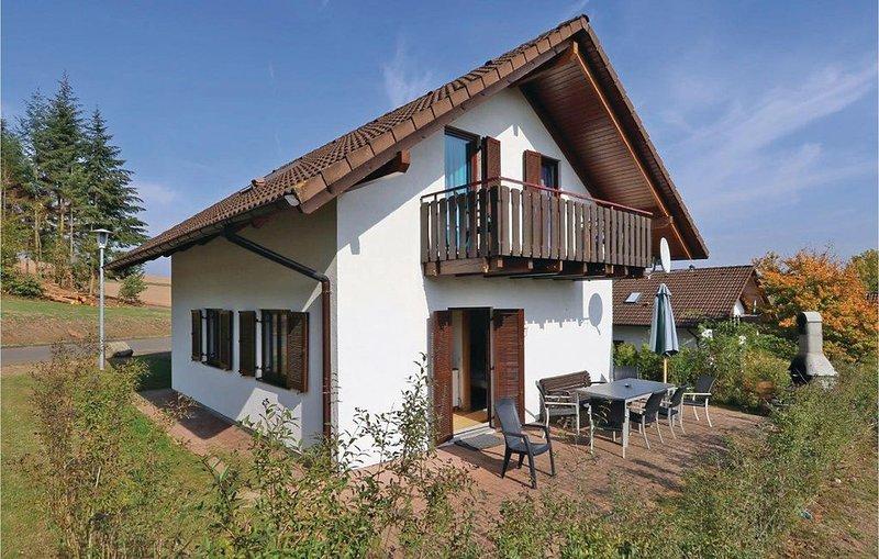 5 Zimmer Unterkunft in Kirchheim, holiday rental in Schwarzenborn