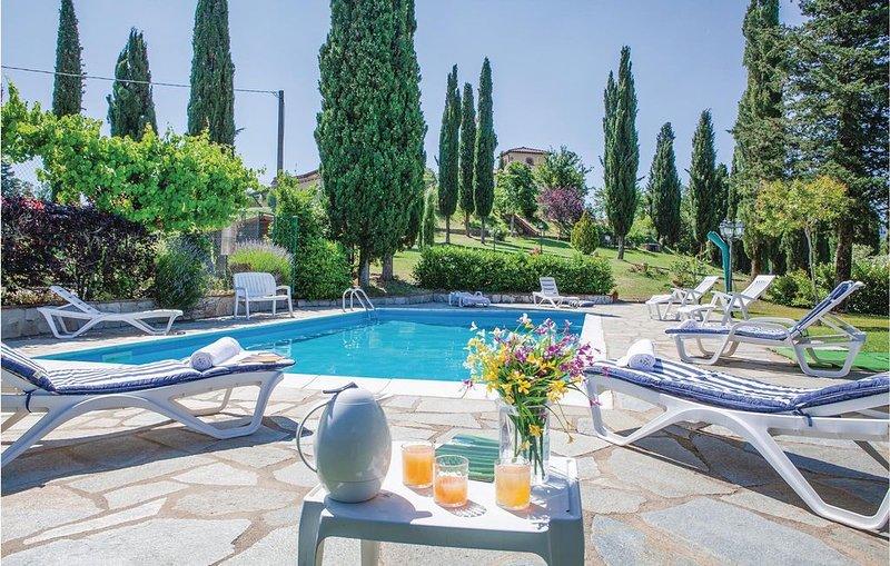 11 Zimmer Unterkunft in Arcidosso GR, holiday rental in Cana