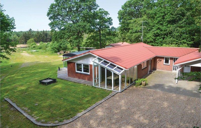 3 Zimmer Unterkunft in Hejnsvig, aluguéis de temporada em South Jutland