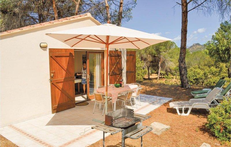 3 Zimmer Unterkunft in Calcatoggio, location de vacances à Valle-di-Mezzana