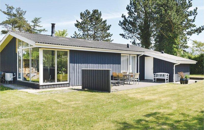 3 Zimmer Unterkunft in Ebeltoft, vacation rental in Southdjurs Municipality