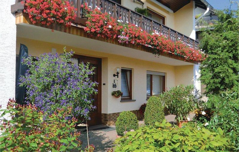 1 Zimmer Unterkunft in Schönecken, holiday rental in Prüm