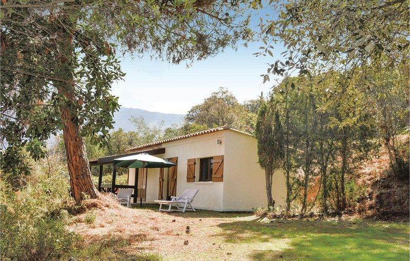 2 Zimmer Unterkunft in Calcatoggio, location de vacances à Valle-di-Mezzana
