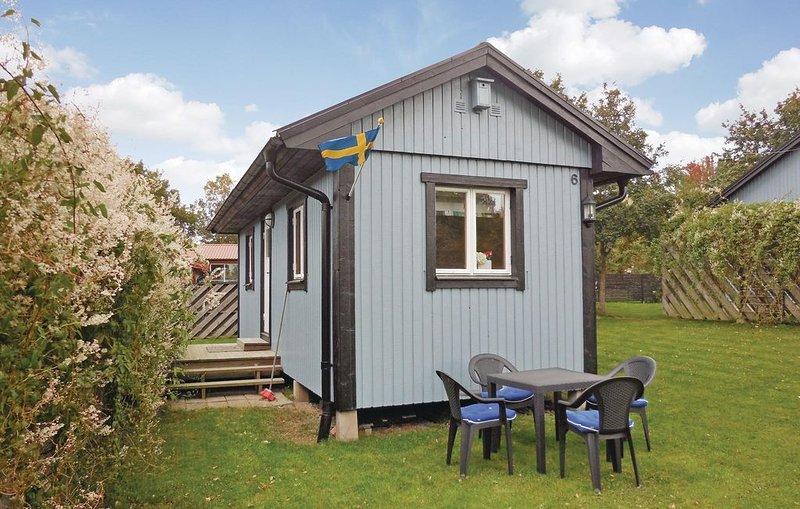 1 Zimmer Unterkunft in Gäsrsnäs, holiday rental in Loderup