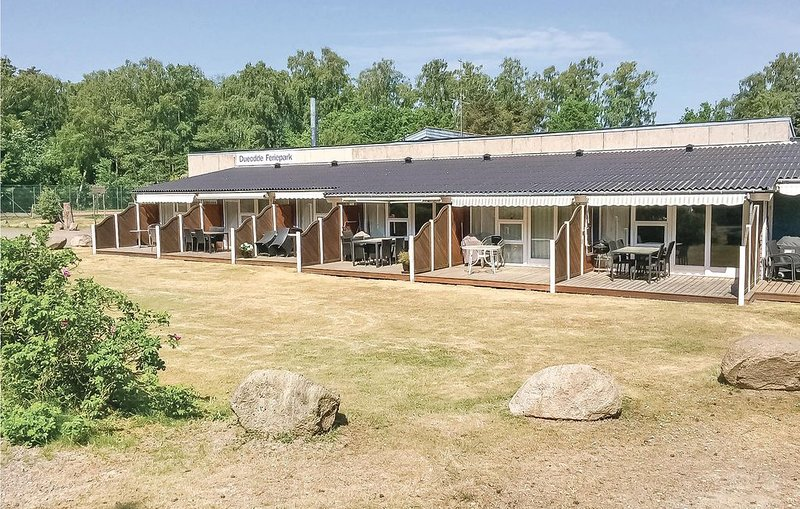 1 Zimmer Unterkunft in Nexø, location de vacances à Pedersker