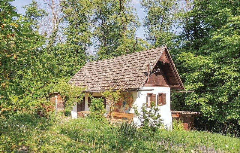 1 Zimmer Unterkunft in Heiligenbrunn, location de vacances à Kukmirn