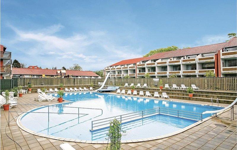 2 Zimmer Unterkunft in Faaborg, alquiler vacacional en Helnaes