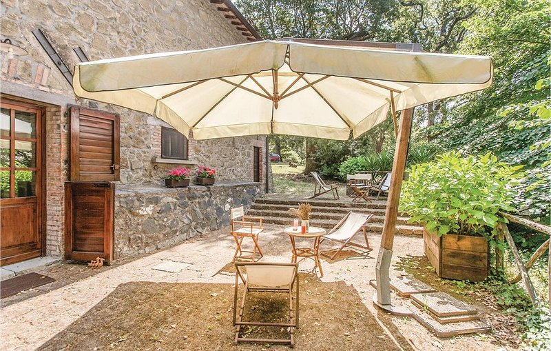 4 Zimmer Unterkunft in Montefiascone (VT), holiday rental in Marta