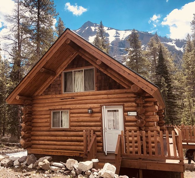 2Mi to Yellowstone NP, NE Gate, Spectacular Views 2 BR with Loft . Sleeps 6, location de vacances à Cooke City