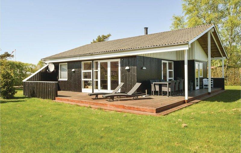 3 Zimmer Unterkunft in Juelsminde, casa vacanza a Horsens