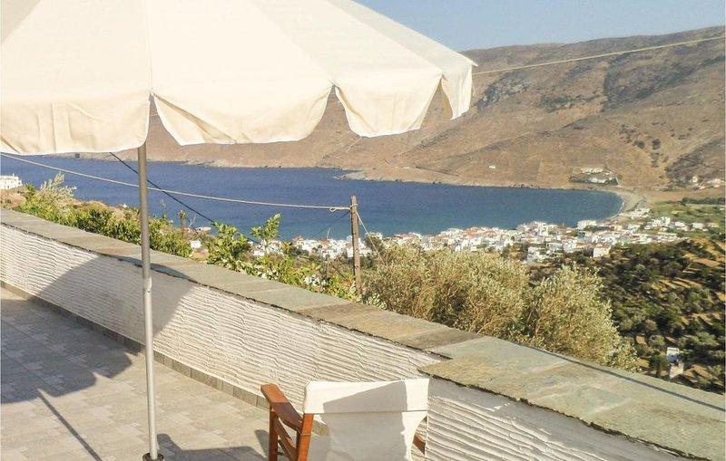 2 Zimmer Unterkunft in Korthi, casa vacanza a Ahla Beach