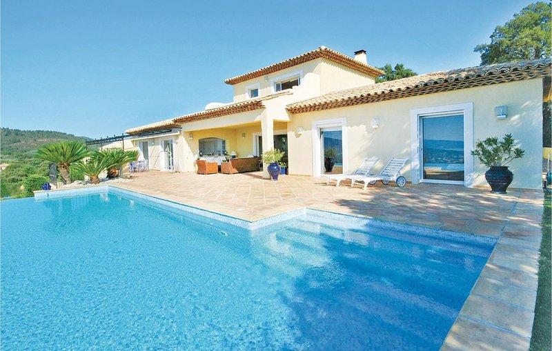 4 Zimmer Unterkunft in Sainte-Maxime, location de vacances à Sainte-Maxime